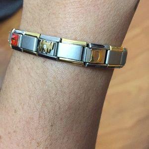 Jewelry - Italian charm bracelet